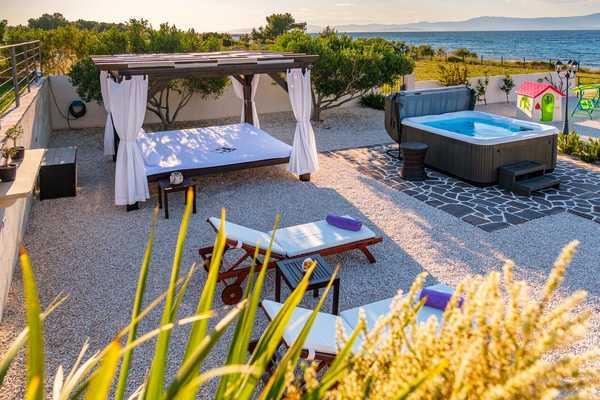 Chorv�tsko luxusn� ubytovanie
