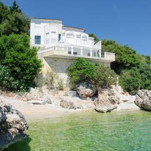 Domy a vily v Chorvátsku