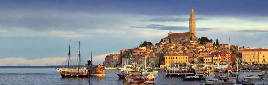 Chorvátsko Istria