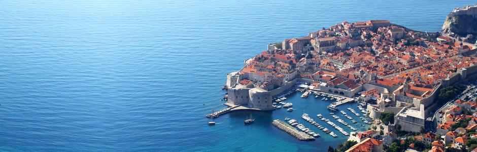 Chorvátsko Južná Dalmácia